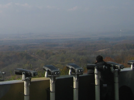 Trips to the DMZ